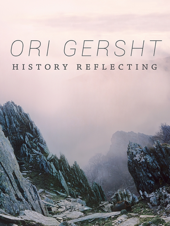 Ori Gersht History Reflecting Cover