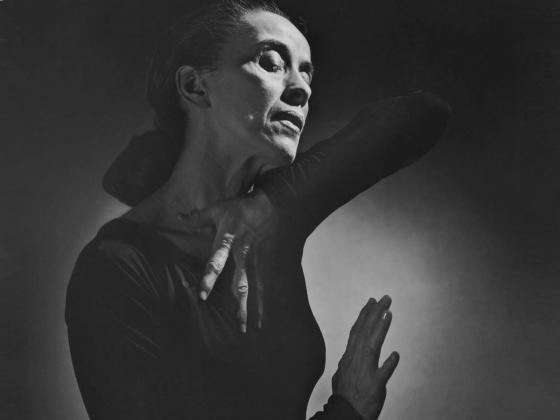 "Yousef Karsh, ""Martha Graham"", 1948"