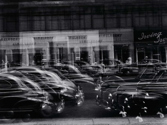 Harry Callahan, Detroit, 1943