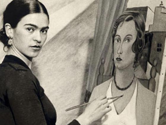 Frida Kahlo, January 23 1931