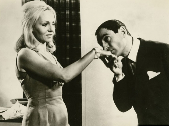 Film Still from As Long as You're Healthy