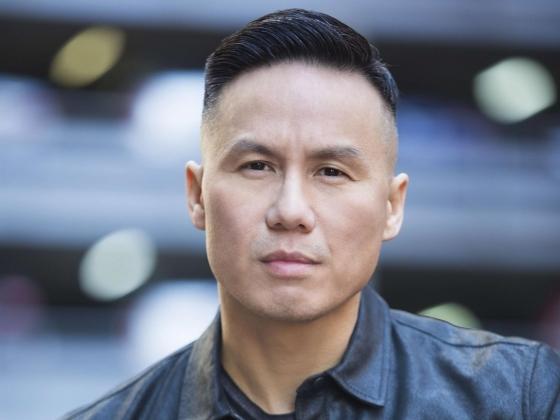 BD Wong- Image courtesy of Royce Carlton, Inc.