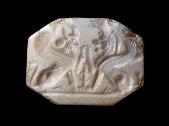 Neo Babylonian Stamp Seal