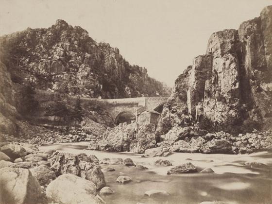 Le Pont de la Sainte