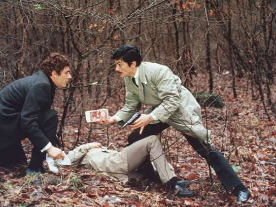 Film Still Le Cercle Rouge