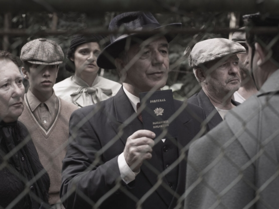 Film Still from Consul of Bordeaux