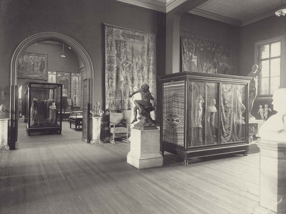 Museum of Fine Arts, Boston, 1902.