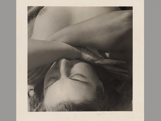 Imogen Cunningham, Sunbath (Alta on the Beach)
