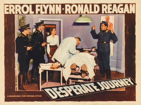Lobby Card Desperate Journey