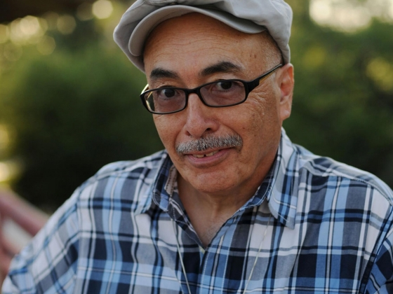 Photograph of Juan Felipe Herrera