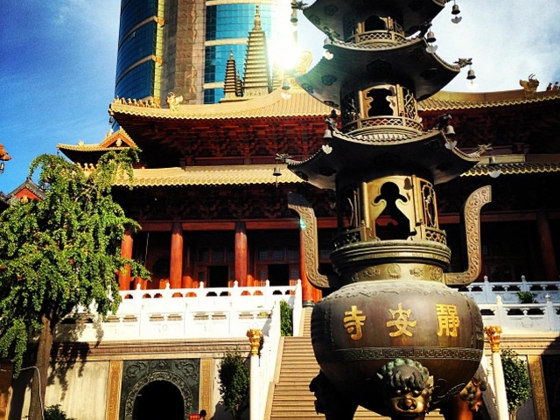 Shanghai, (c) 2013 Mighty Travels