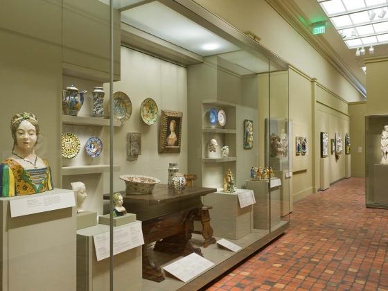 Italian Renaissance Gallery E (Gallery 206)