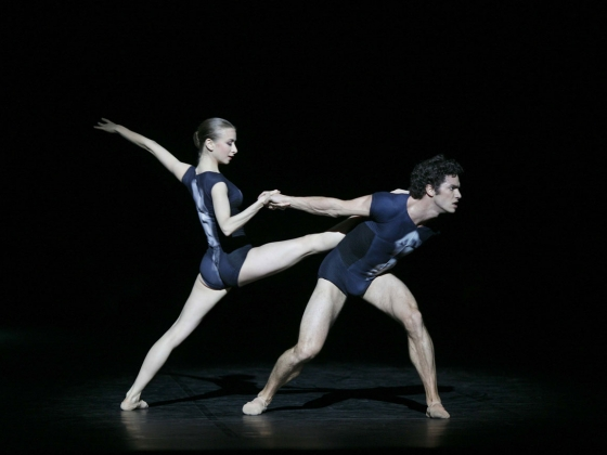 film still from la danse