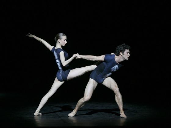 film still from la danse