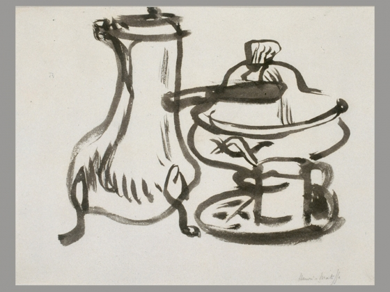 Henri Matisse, Still Life with Chocolate Pot