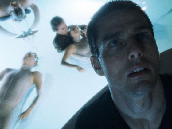 film still from minority report