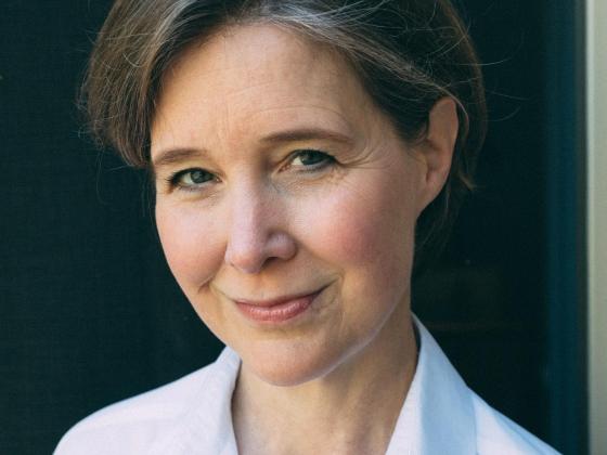 Photograph of Ann Patchett