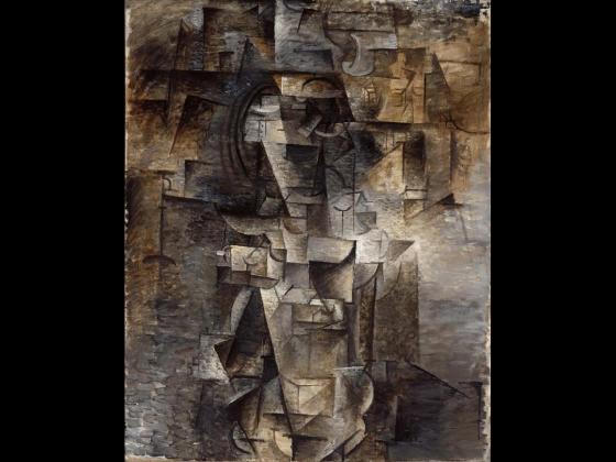 Pablo Picasso, Portrait of a Woman, 1910