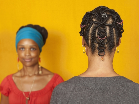 Sonya Clark, The Hair Craft Project: Hairstylists with Sonya, 2013