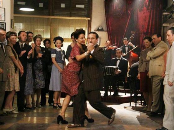 Film Still from Tango Glories