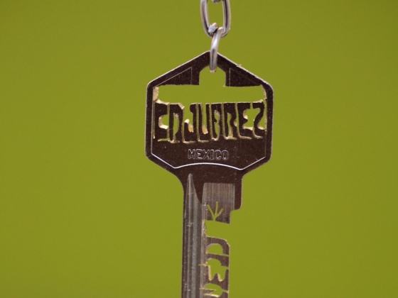 Teresa Margolles, The Keys to the City