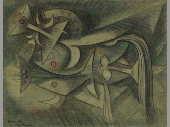 Wifredo Lam, Untitled