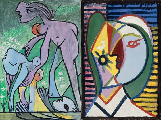 Visiting Masterpieces- Pairing Picasso