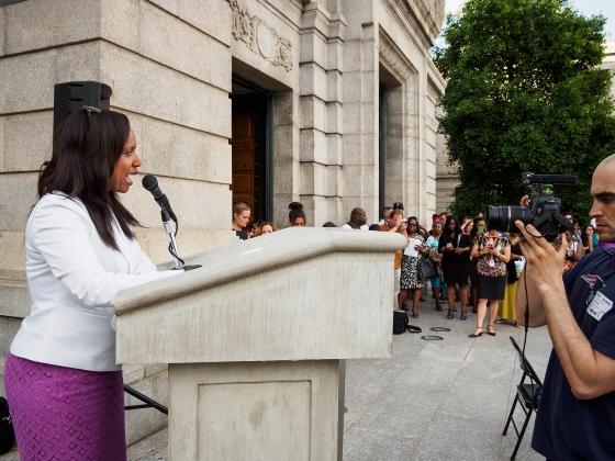 Amalia Pica, Now, Speak!, 2014