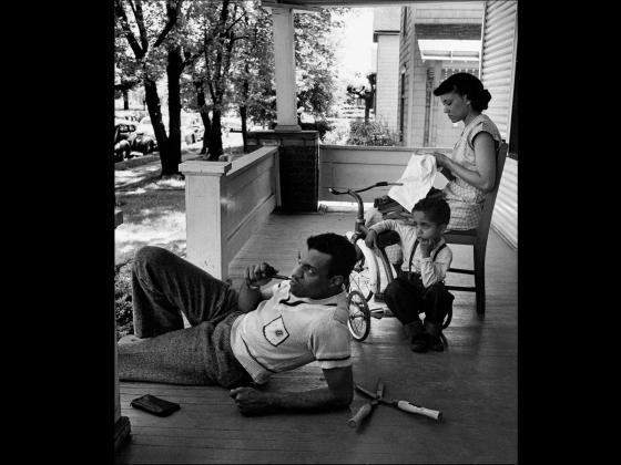 Gordon Parks, Untitled, Columbus, Ohio, 1950