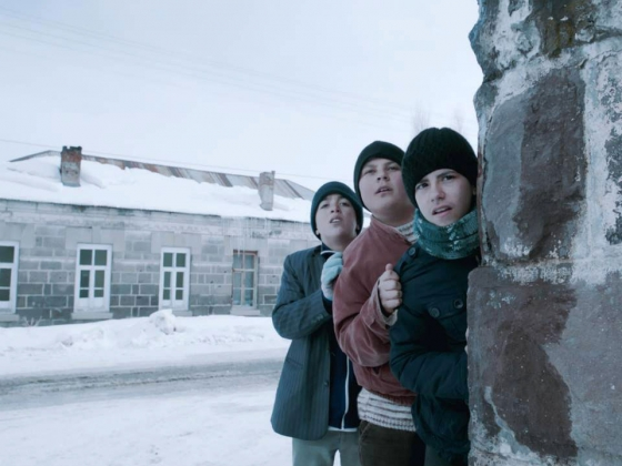 Film Still from Snow Pirates