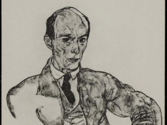 Arnold Schoenberg (1917)