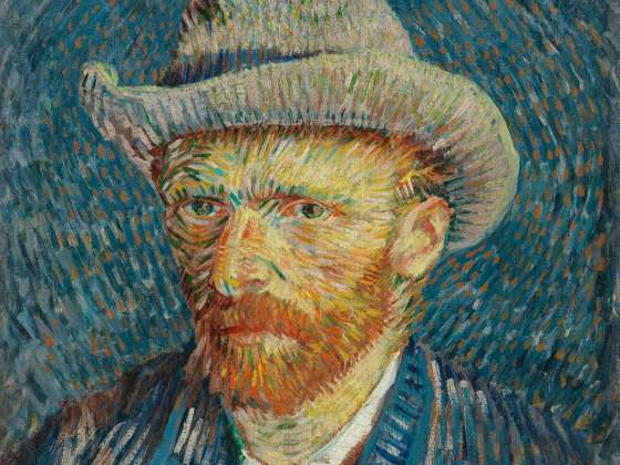 Film Still: Van Gogh: A New Way of Seeing