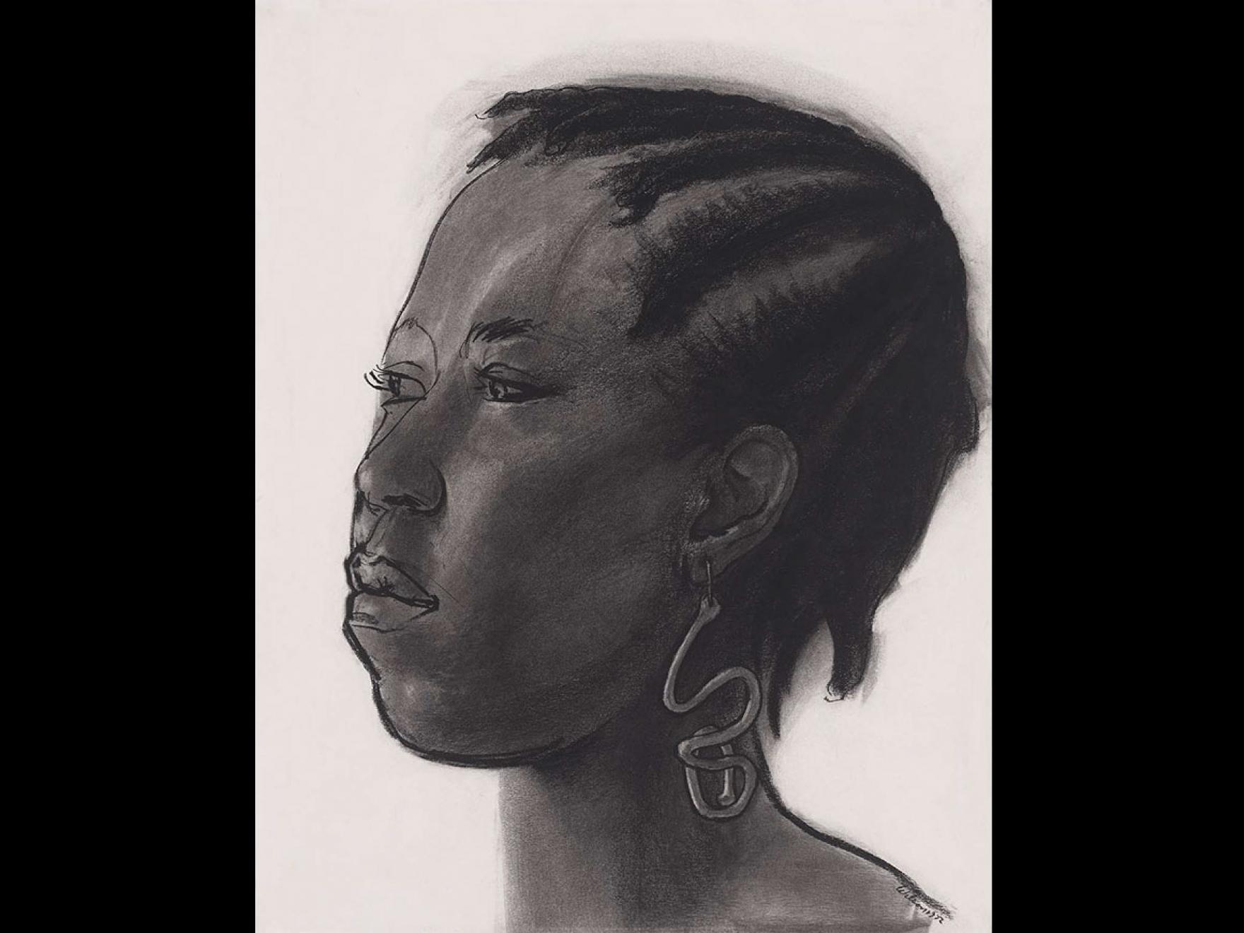 John Wilson's drawing, Leslie
