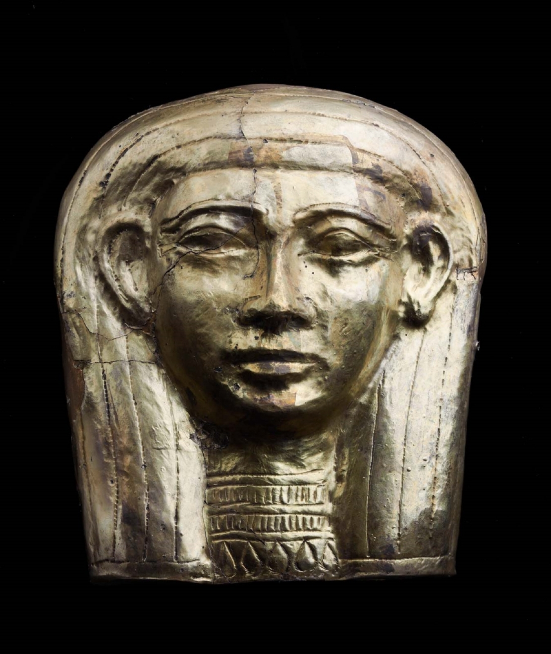 Nubian mask of the Queen Malakaye
