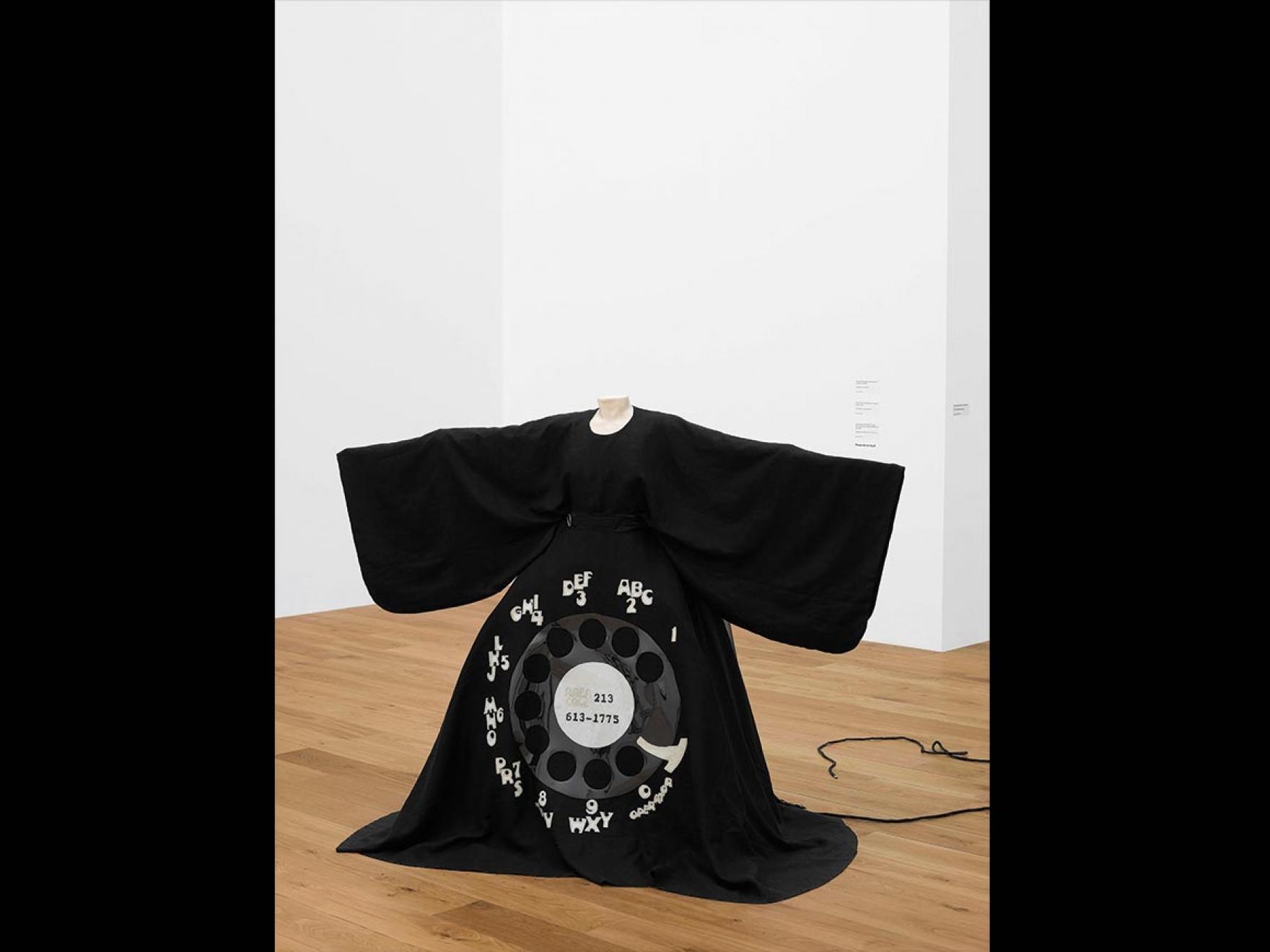 Rotary phone costume