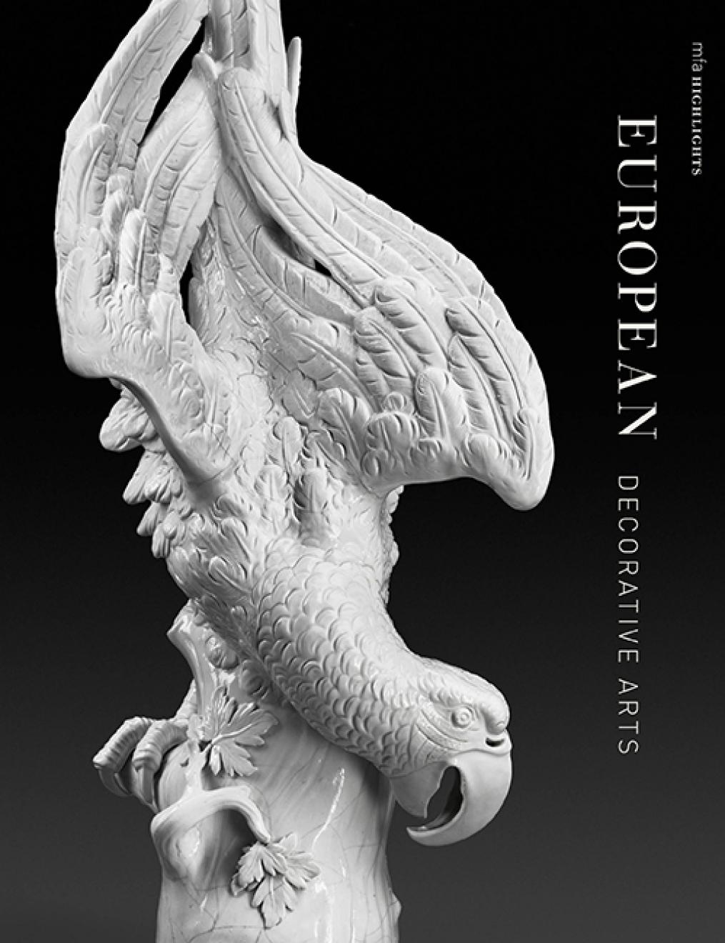 欧洲装饰艺术封面