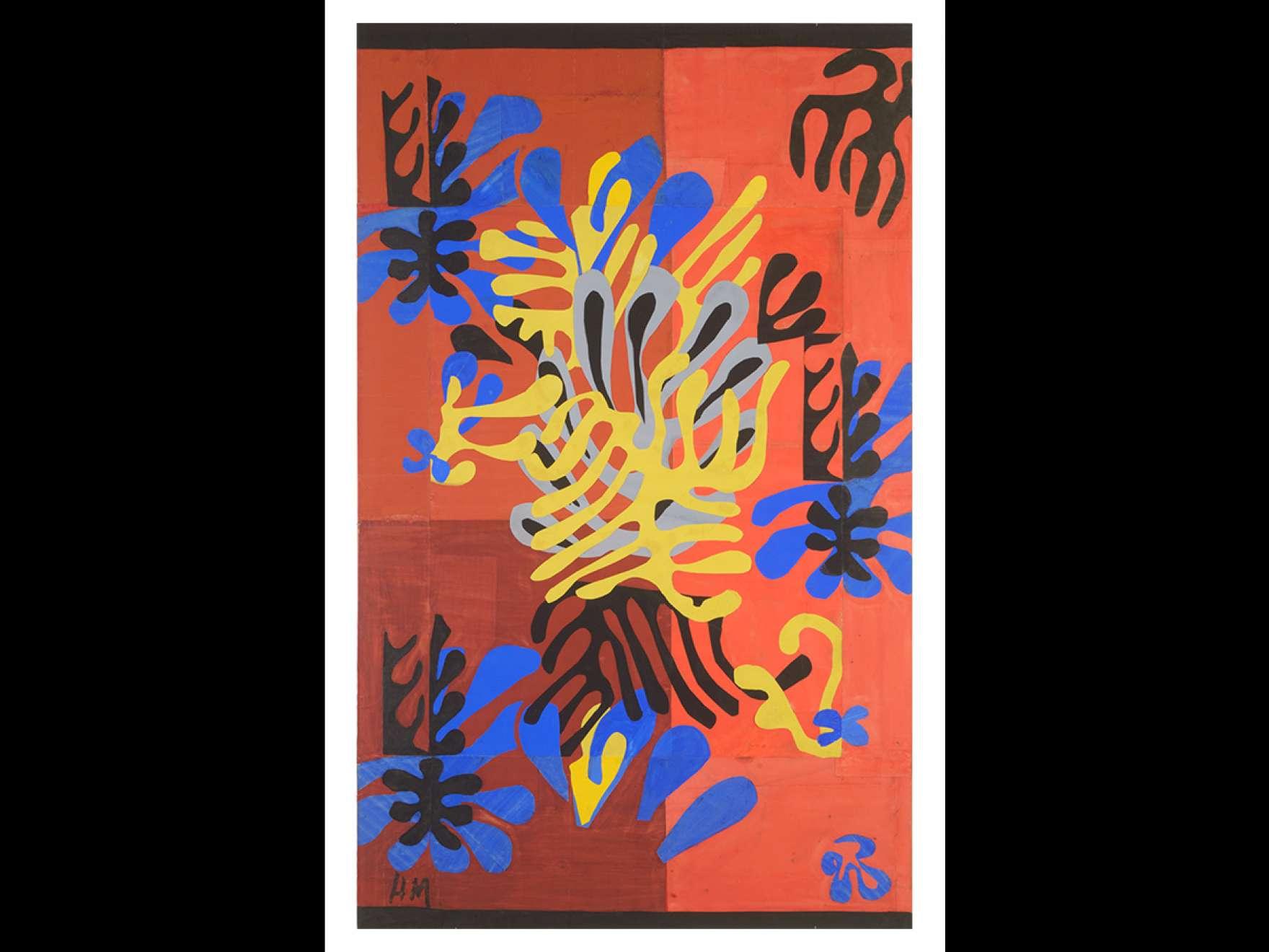 Henri Matisse's work, Mimosa