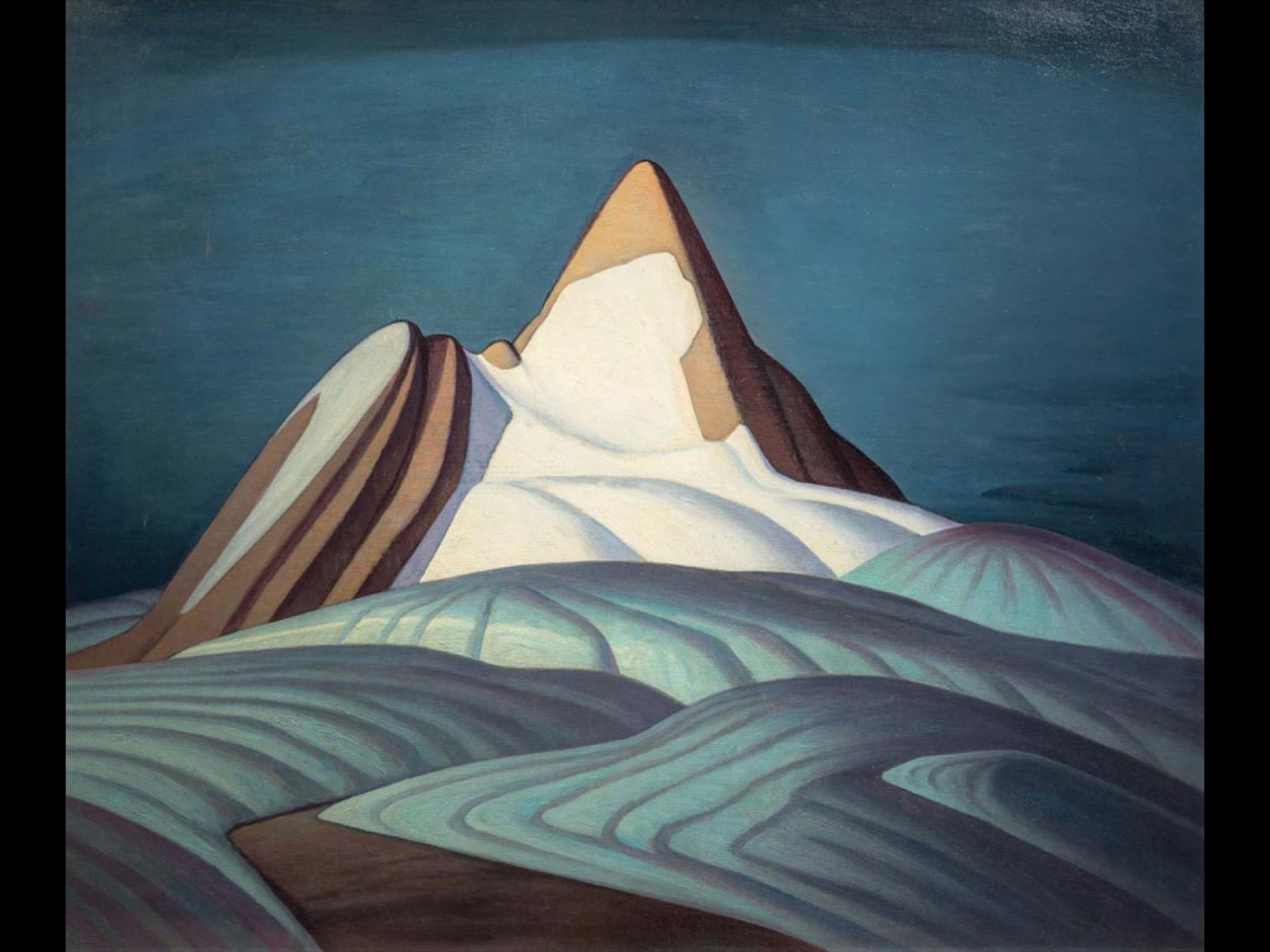 Lawren Harris, Isolation Peak, Rocky Mountains, 1930