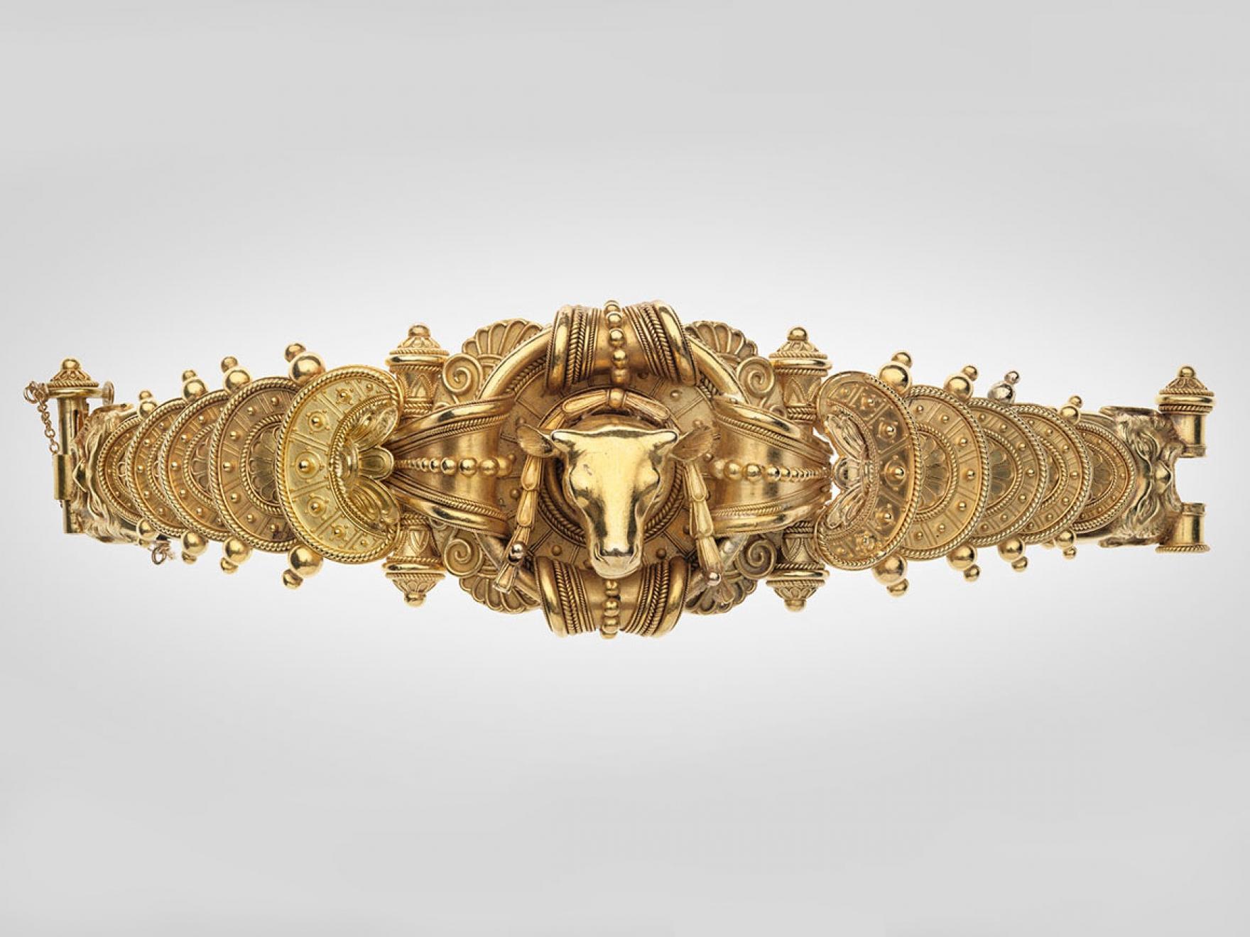 Etruscan Revival Bracelet