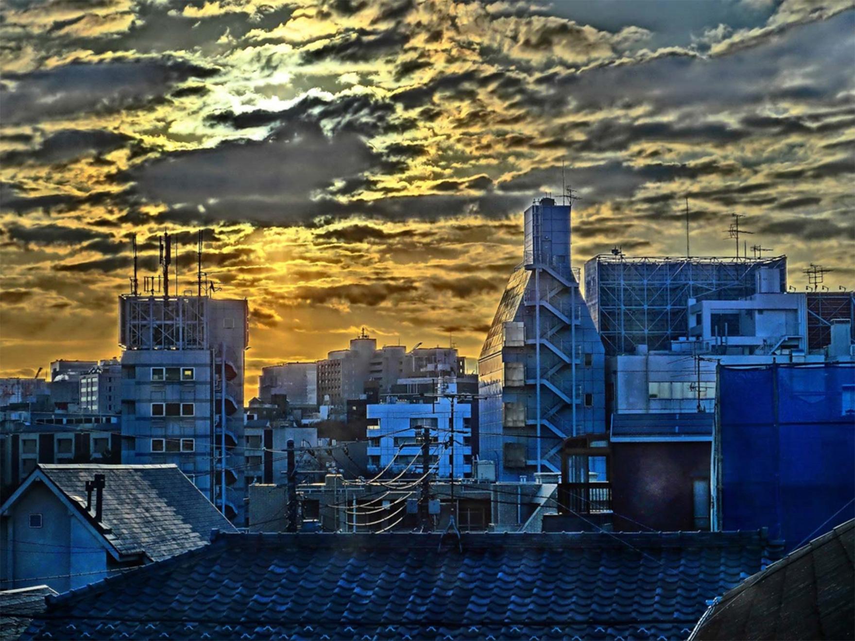Kikuji Kawada, Morning Glow from the series 2011 Phenomena: Phenomena, Chaos, Clouds, Sun, Moon, 2011