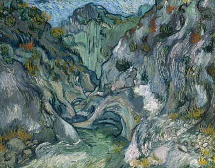 Missing van gogh discovered museum of fine arts boston