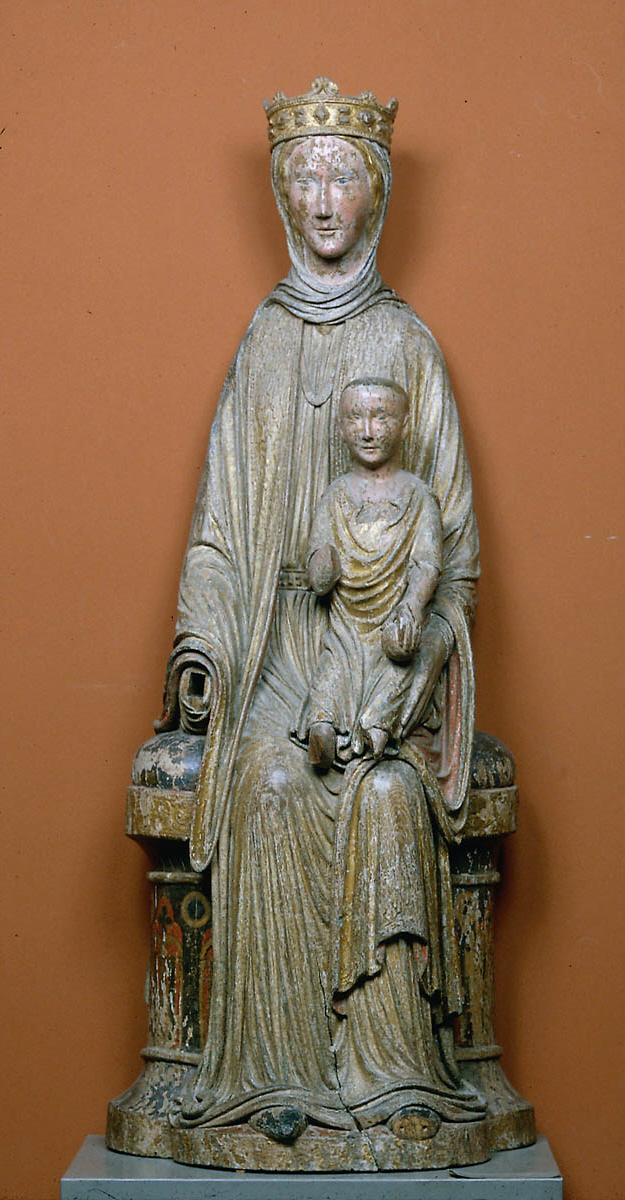 French Medieval sculpture on Pinterest | 14th Century ...