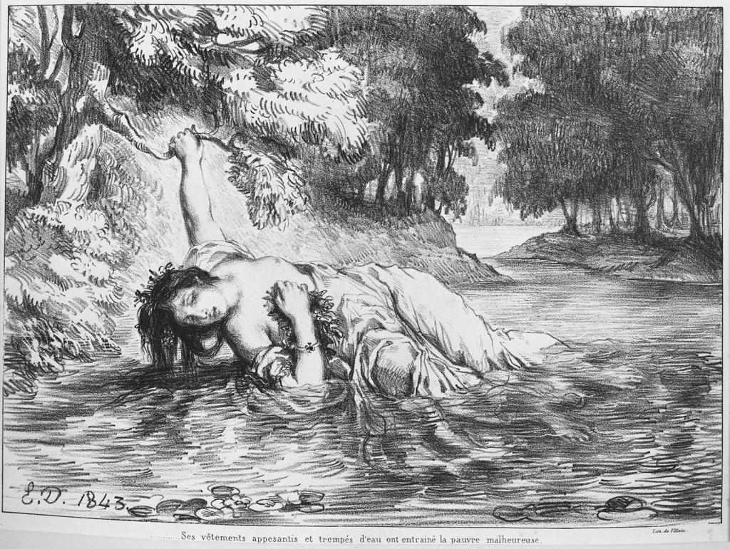 hamlet and death