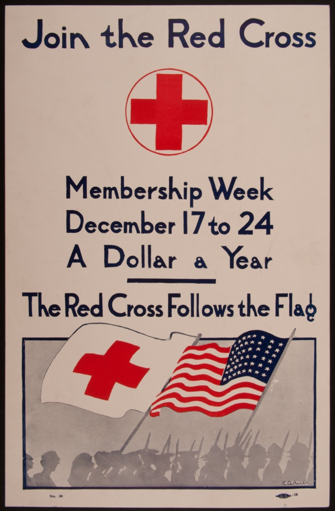 Join the Red Cross—Membership Week December 17 to 24/ A