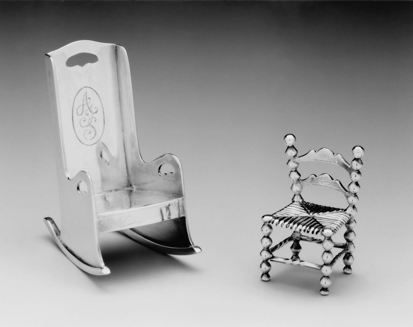 Strange Miniature Winged Rocking Chair With High Back Museum Of Gamerscity Chair Design For Home Gamerscityorg