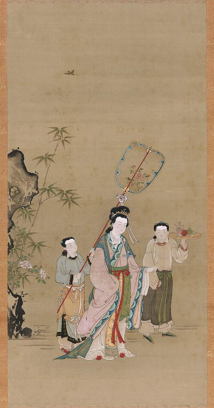 Yang Guifei Museum Of Fine Arts Boston