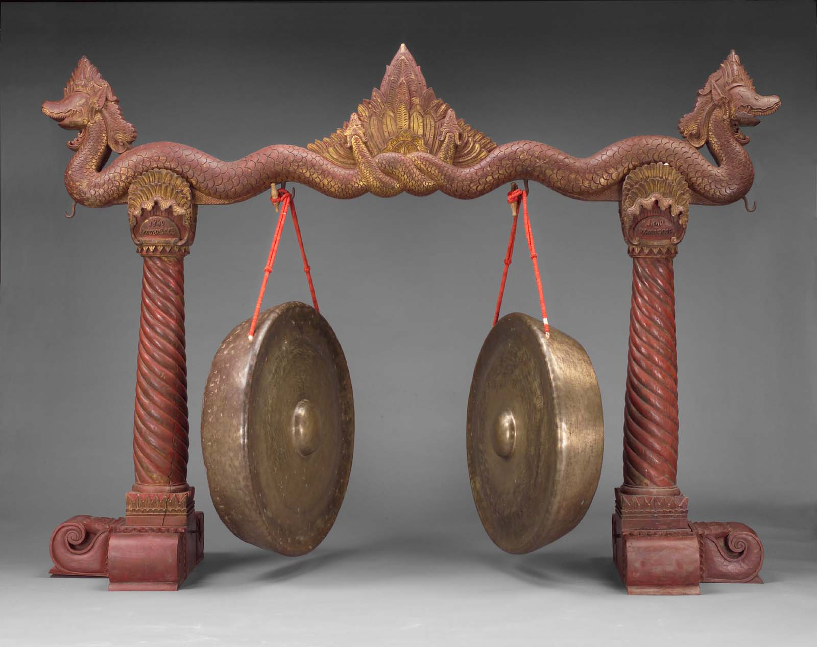 Gongs Gong Ageng Museum Of Fine Arts Boston