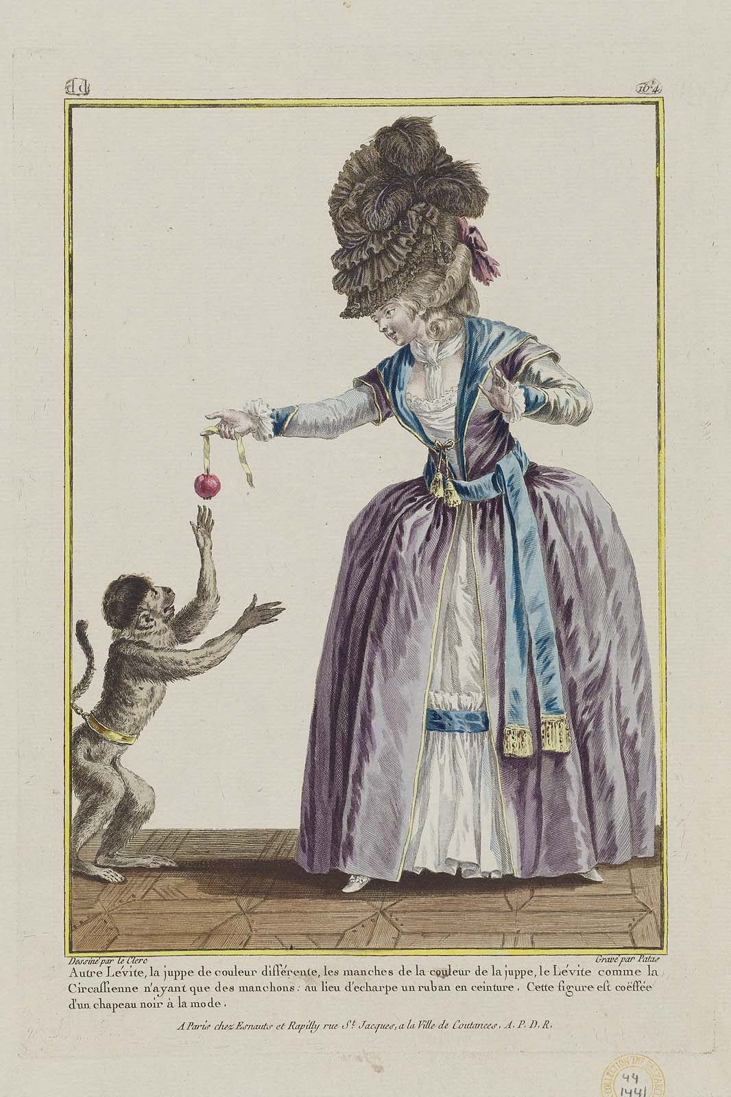 Billedresultat for 18th century levite gown