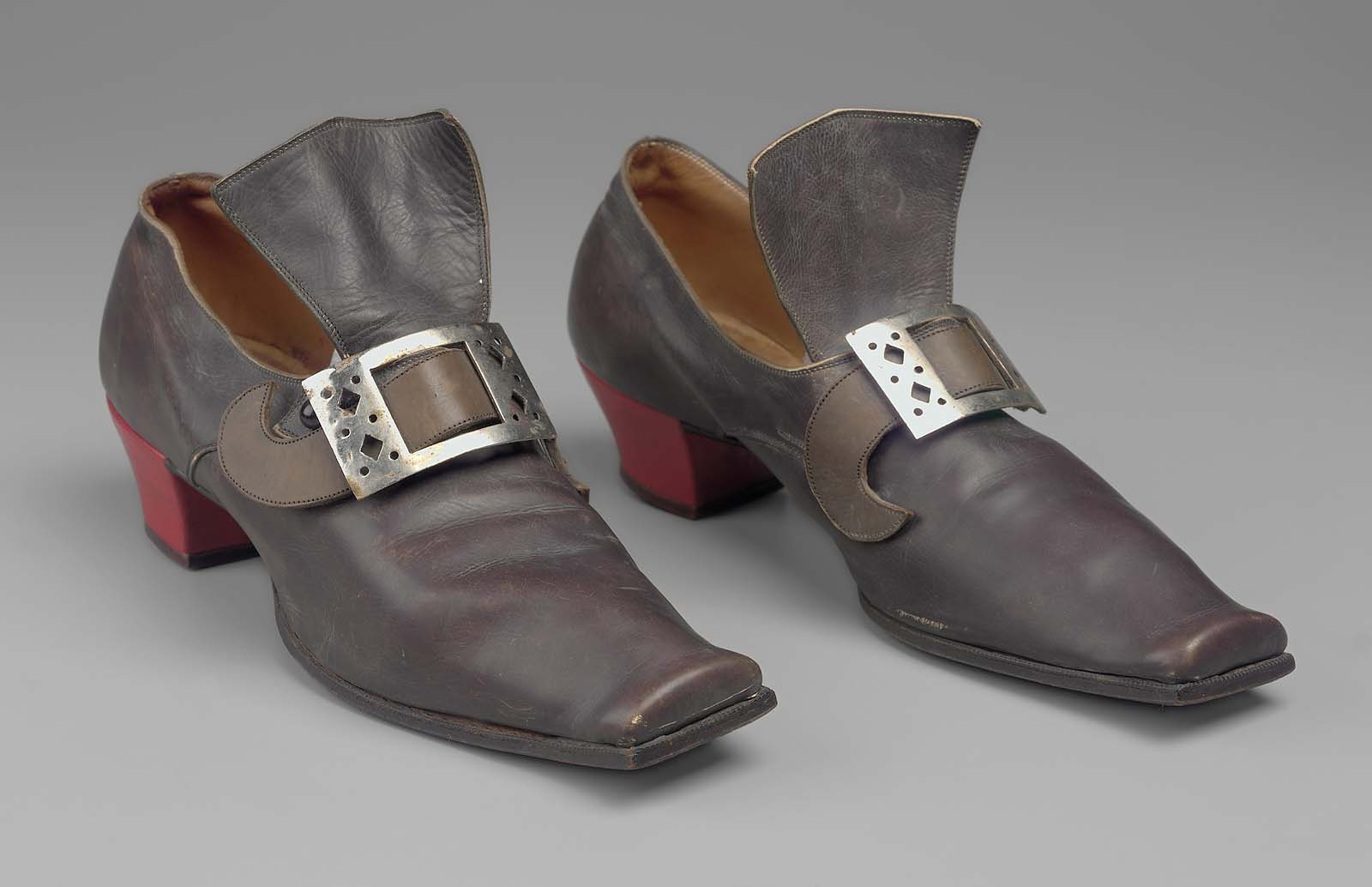 Old Fashioned Mens Shoes