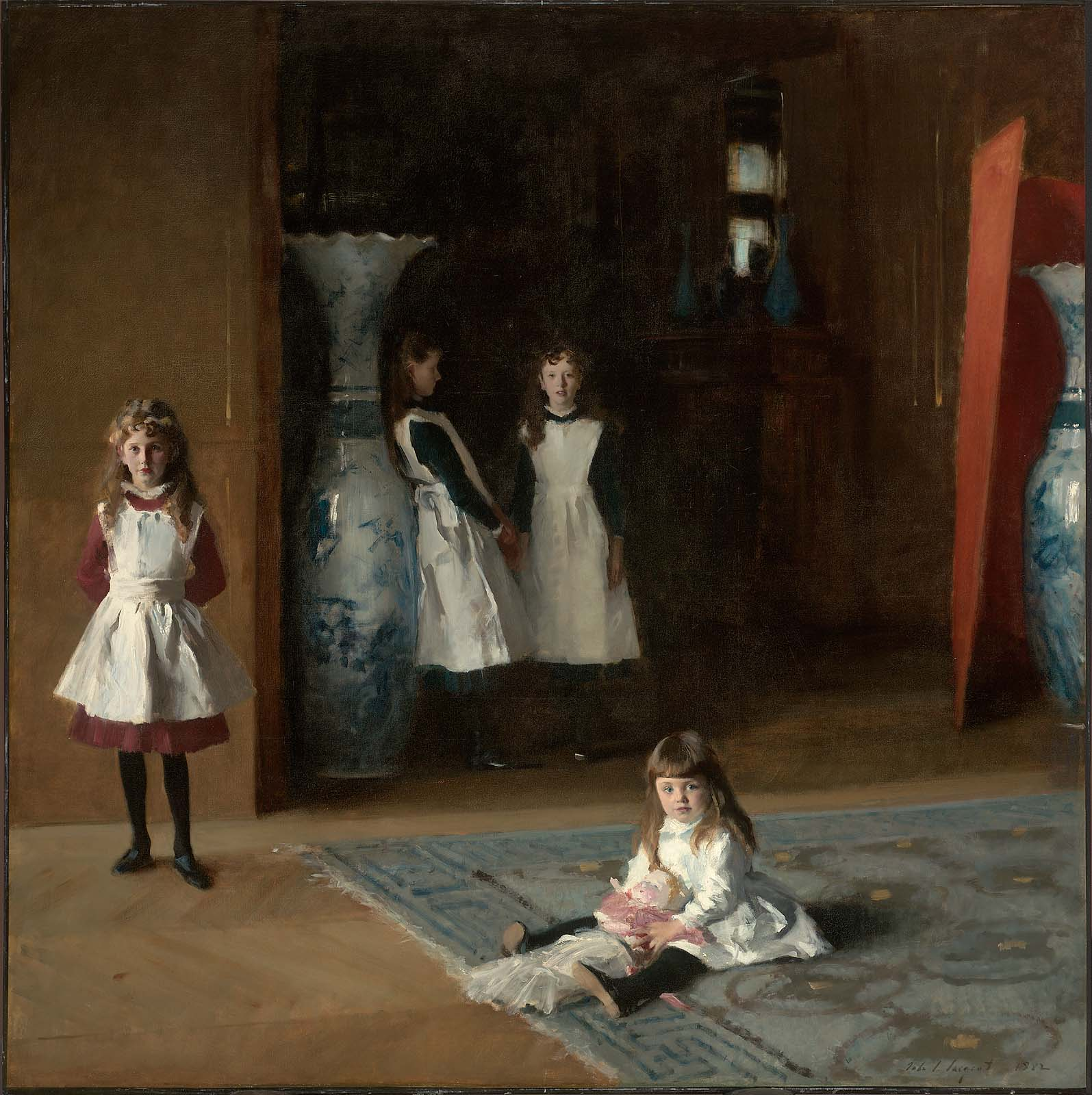 Image result for american painting john singer sargent